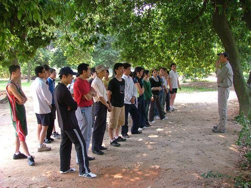 学境文化发展公司户外拓展训练